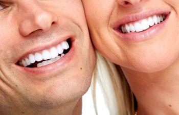 People Smiling With Porcelain Veneers